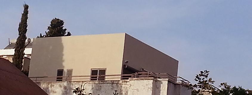היתרי בנייה חריגה