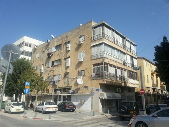 תמ˝א 38 בתל אביב - פזית שביט אדריכלים